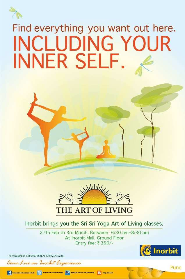 Image Result For Art Of Living Classes In Pune
