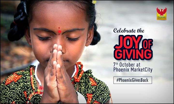 Joy In Giving: Celebrate The Joy Of Giving At Phoenix