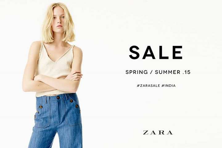d1a04bb362e Sales in Pune - ZARA India Spring / Summer 15 End of Season Sale Starts 2