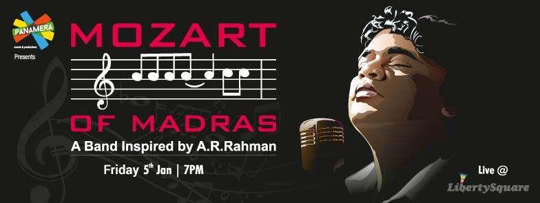 a r rahman the mozart of Oscar winner arrahman – the musical legend  ar rahman allah rakha rahman, the mozart of madras celebrates his 52.