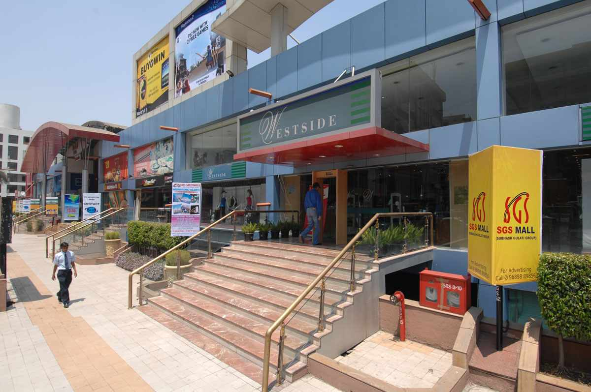 Sgs Mall Moledina Road Camp Shopping Malls In Pune