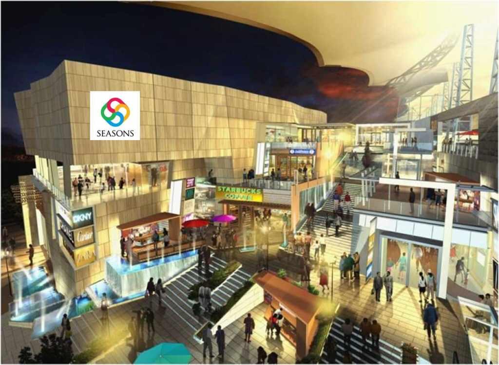 Seasons Mall Pune Shopping Malls In Pune Mallsmarket Com