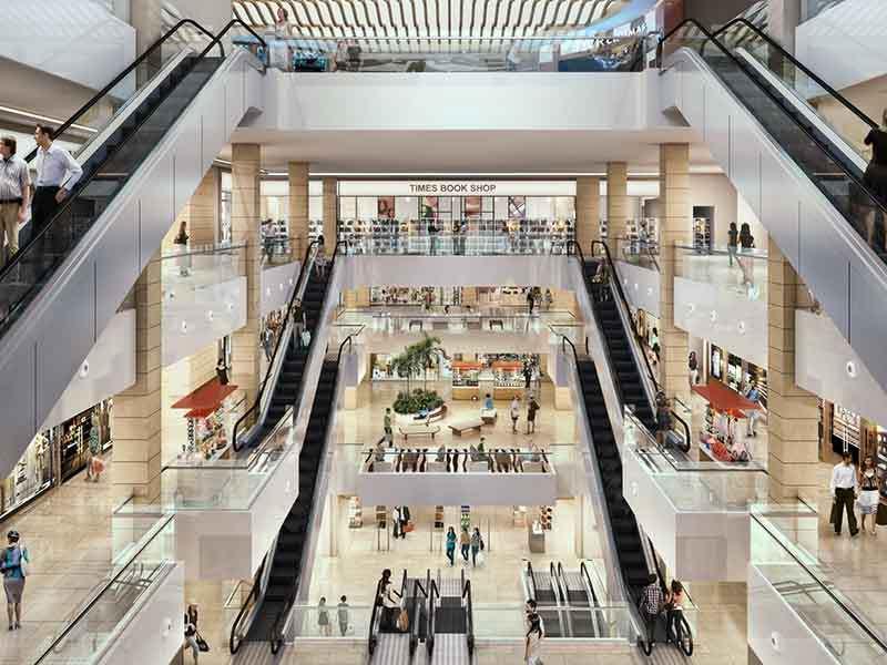 The Pavillion Pune Shopping Malls In Pune Mallsmarket Com