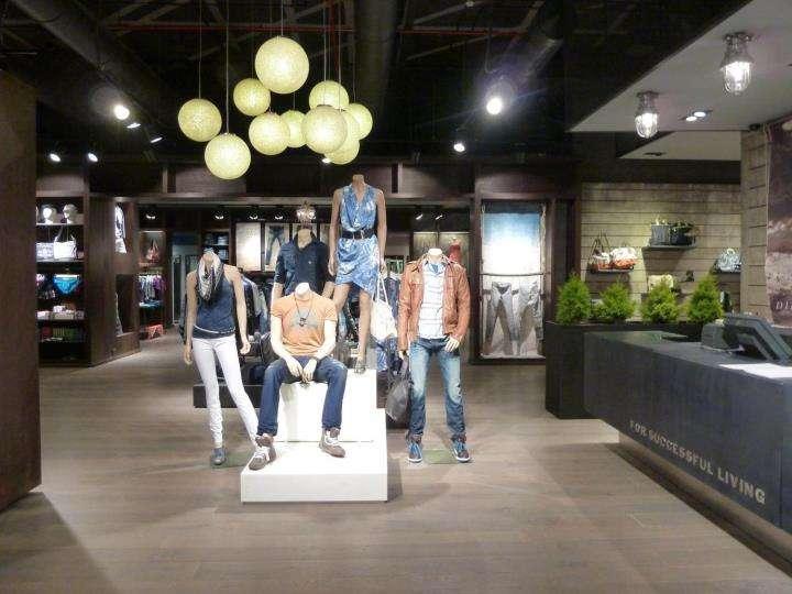 diesel stores outlets restaurants in phoenix market city pune mall viman nagar pune. Black Bedroom Furniture Sets. Home Design Ideas
