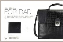 HiDESIGN Fathers Day collection - Offers from 10 to 20 June 2013