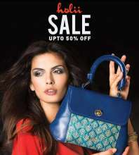 Holii End Of Season Sale - Upto 50% off until 31 January 2014