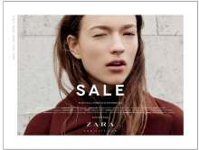 The sale at Zara Pune Stores starts on 26 December 2015