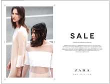 ZARA Sale in all stores from 3 July 2014 in Pune