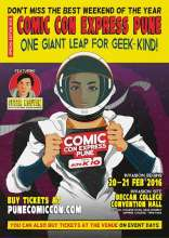 Comic Con Express Pune 2016