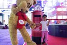 This Christmas Don't miss the Hamleys Christmas parade on 25 December 2015