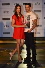 Bipasha Basu and Karan Singh Grover at the launch of RS by Rocky Star exclusively available at Shoppers Stop