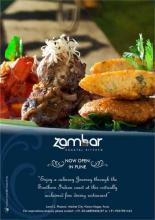 Zambar Coastal Kitchen now open at Phoenix Marketcity, Viman Nagar Pune !! Delectable Southern Indian Coastal food from India's four states Karnataka / Kerala / Tamil Nadu & Andhra Pradesh
