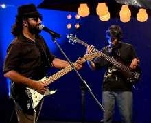 Spirited Saturdays live performance by Rohit Vasudevan Diaries at The Beer Cafe, Koregaon Park